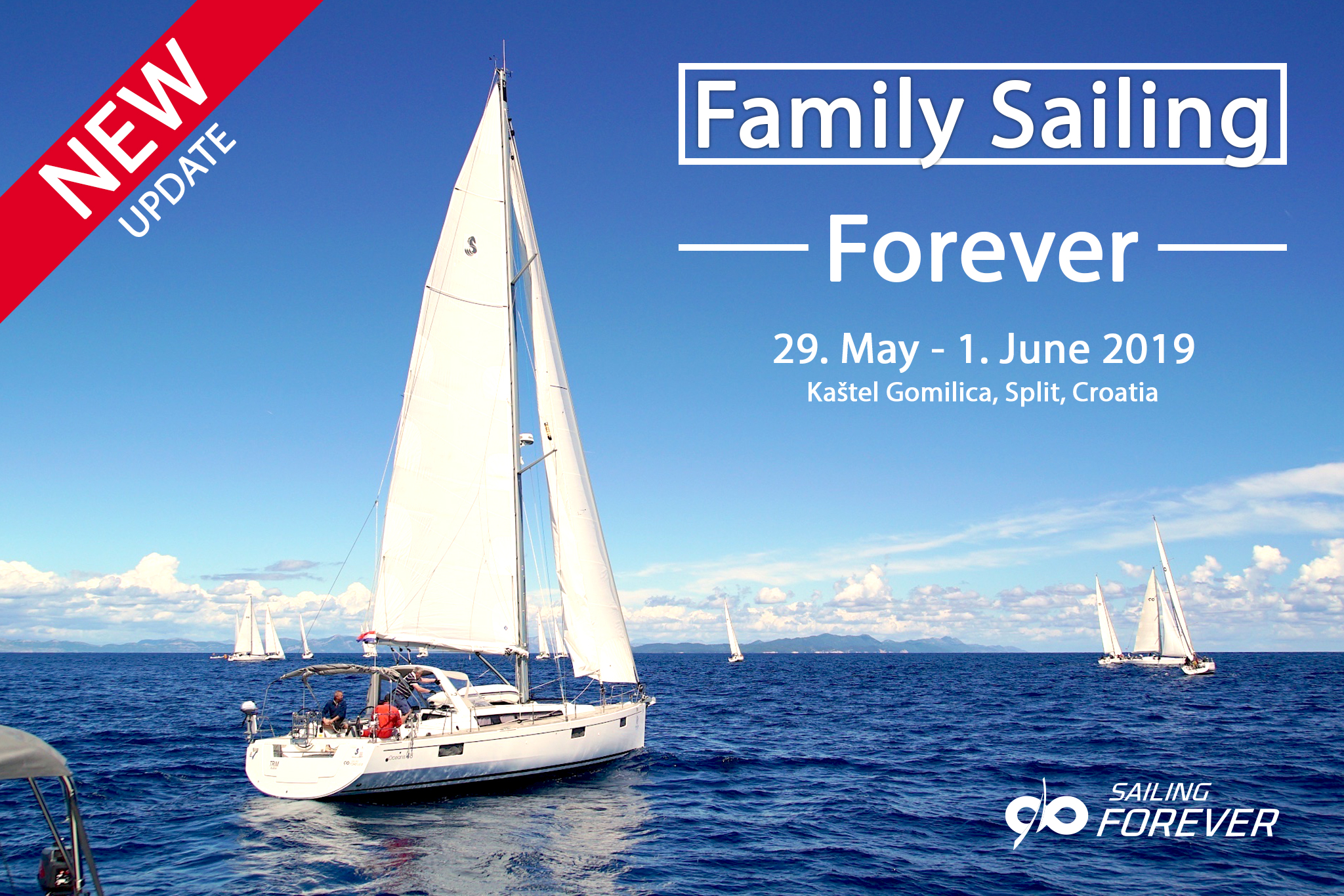 Family Sailing Forever regatta 2019